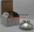LED PAR36 9W Eq to 50W Halogen 5000K Waterproof IP68 Landscape light bulb white
