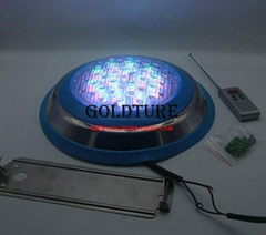 led underwater pool lights 36W Surface mounted swimming pool led cold white