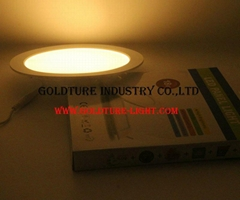 24W Round/Square Led Pan