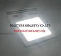 Ultra thin 6W LED downlight Square LED