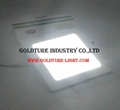 Ultra thin 6W LED downlight Square LED panel / panel light bedroom luminaire
