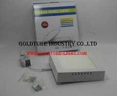 24W Square Surface LED C