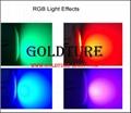 RGB Pool LED 9W Swimming Jacuzzi Lamp DC12V