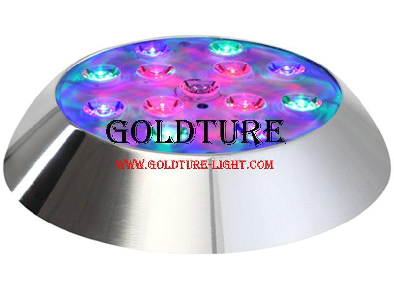 Surface Pool Lamp RGB Resin Filled Swimming Pool LED 6w 9w 12w 2