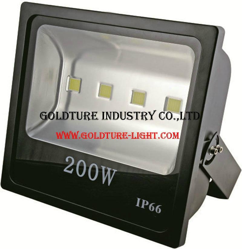 LED Flood Light 200W Waterproof IP65 Projector Floodlight Led Light Outdoor Wall 1