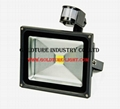 30W PIR Motion Sensor LED Flood Light AC 220V-240 Reflector LED Lamp Floodlight