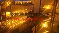 10W LED Motion Sensor Flood Lights PIR Floodlights Induction Sense Reflector