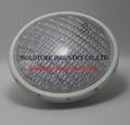 LED Spotlight RGB Piscina Pool 18W SMD 2835 in Plastic Materail