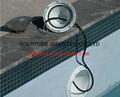 RGB Piscina LED 12V Underwater Light 24W 351leds IP 68 Water proof