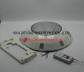 swimming pool light remote control 15W Underwater IP 68 4