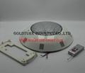 led surface mounted pool light 60W RGBW Pond Lighting IP68