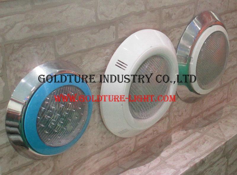 led pool light lamp remote control rgb 48W 12V 3