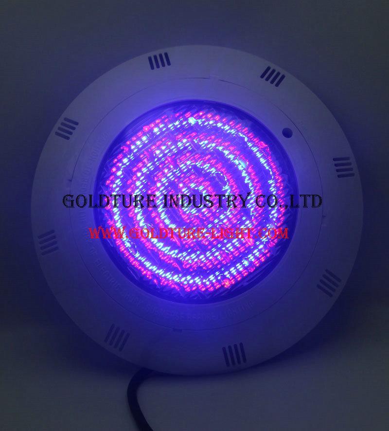 led pool light lamp remote control rgb 48W 12V 5
