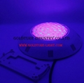 super bright underwater pool light 36W RGBW Remote Control