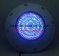 ip68 underwater pool led lighting 18W RGB Synchronous