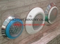 ip68 waterproof led pool light 18w RGB multicolor 12V