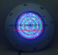 underwater led pool light 12v ip68 spotlight RGB 36W