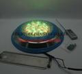 led rgb swimming pool lights 36W underwater lamp 12v