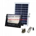 Solar Floodlight Outdoor Flood Spotlight