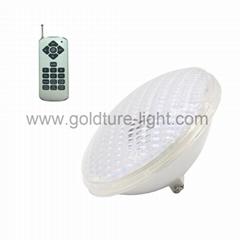 par 56 led pool light 72W RGB Piscina Spotlight 12V AC IP 68 warm white