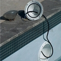 Pool Light LED 60W AC12V PAR 56 Piscina RGB with Remote Controller Warm Cool Whi