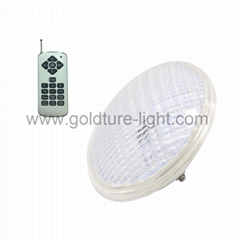 led pool light 60W AC12V PAR 56 Piscina RGB with Remote Controller Warm Cool Whi