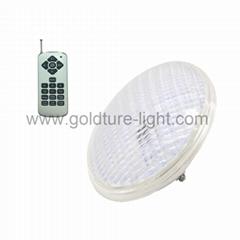 PAR56 LED Underwater Light 54W AC 12V Piscina Pond Lighting IP 68 Waterproof Wa
