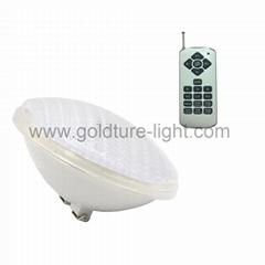 led piscina 22W PAR56 Pool Light IP68 Underwater Spotlight RGB 12V Cold White