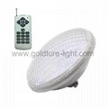 in-pool waterproof pool light 39W Piscina PAR56 Spotlight Mutiple+FB remote