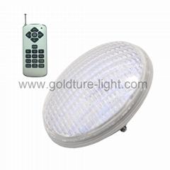 luces para jacuzzi 36W Pool Headlight LED Underwater Lighting RGB 12V