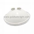 par56 rgb 24W LED Spot Light 12V AC Pool Lights 351 LEDs Warm White