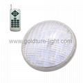 par56 rgb 24W LED Spot Light 12V AC Pool