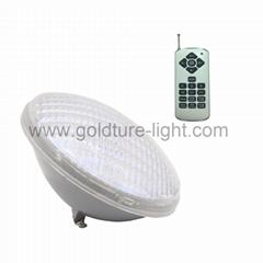 lampada piscina led 18W 12v pool light bulb IP 68 Underwater PAR 56
