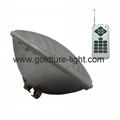 a pool lamp 15W RGB LED Light 12V