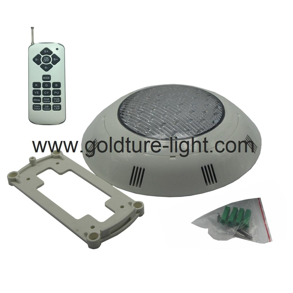 swimming pool light remote control 15W Underwater IP 68 1