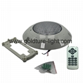 led surface mounted pool light 60W RGBW Pond Lighting IP68
