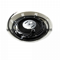 led surface mounted pool light 60W RGBW Pond Lighting IP68 6