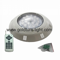 swimming pool underwater light 60W RGB Spotlight 12V