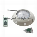 led lights for swimming pool RGB 24W Surface Mount 1