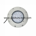 led rgb swimming pool light 12v 39W