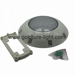 ip68 swimming pool led lights 39W Multicolor with Remote