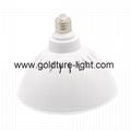 led swimming pool light 35W rgb par56 pool bulb 300W replacement