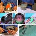 PAR56 Replacement 18W 24W 35W 40W RGB Pool Lights E27 socket For Pentair Hayward 3