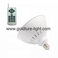 RGB Pool Lamp E27 Pentair Hayward Fixture 25W 35W PAR56 Swimming Pool LED