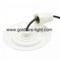 RGB Spotlight 9W 12W 12V LED Jacuzzi Pool Light IP68 Underwater Cool White
