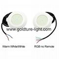 RGB Spa Light 9W 12W Underwater Pool Lights 12V Spotlight Multiple Warm White