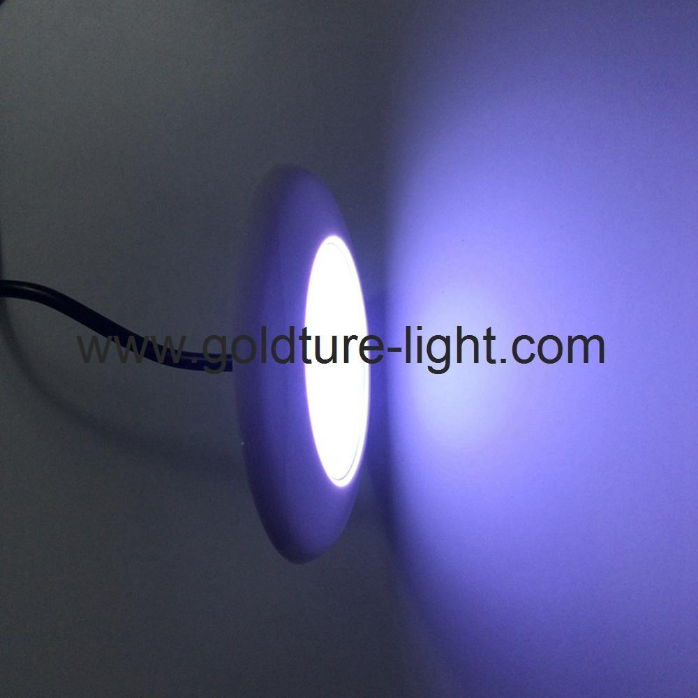 RGB Pool Piscina LED Underwater Light 9W 12W 12V LED Light Cold White