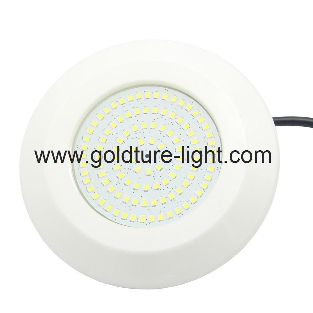 RGB Pool Piscina LED Underwater Light 9W 12W 12V LED Light Cold White 4