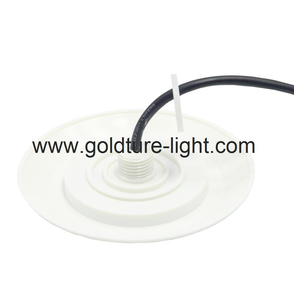RGB Pool Piscina LED Underwater Light 9W 12W 12V LED Light Cold White 7