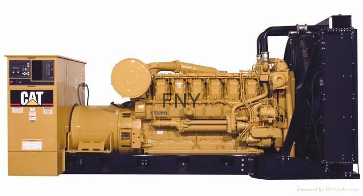 卡特彼勒柴油发电机组 1